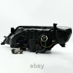 Customized LED Head Lights with DRL Single Beam Assembly for 12-14 Toyota Camry
