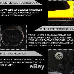 Customized LED Headlights withDRL+VLAND H7 LED Bulb for 2011-2013 COROLLA Assembly
