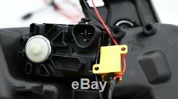 Customized LED Headlights with DRL Sequential Turn Signal For 16-19 Honda Civic