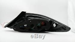 Customized SMOKED LED Tail Lights Assembly for 12-17 Hyundai Accent Sedan