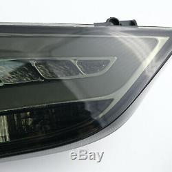 Customized SMOKED LED Tail Lights for SONATA 11-14 GLS Limited SE 11-13 GL