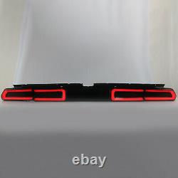 Customized SMOKE Tail Lights withSequential Turn Sig. For 08-14 Dodge Challenger