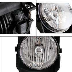 Discover Correct Replacement Fog lamp Kit For GMC Sierra 03-06 1500 2500 3500