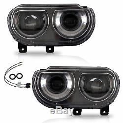 Discover your custom LED Headlights for DODGE vehicles inside this listing