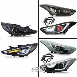 Find your customized LED Headlights for HYUNDAI vehicles inside this listing
