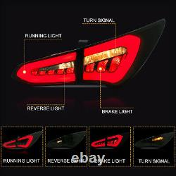Free Shipping to PR ONLY for 13-18 Santa Fe Sport SMOKED LED Tail Lights