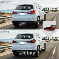 Free Shipping to PR for 11-19 Outlander Sport RVR 13-15 ASX SMOKED TailLights