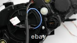 Free Shipping to PR for Elantra 2013-2014 Coupe LED Headlights withDRL Dual Beam