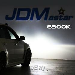 JDM ASTAR 2x 56W H4/9003/HB2 Car LED Headlight High Low Beam Lamps White Replace