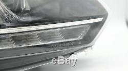 LED Headlights with DRL Sequential Turn Sig. For 10-13 Golf MK6 GTI 12-13 Golf R