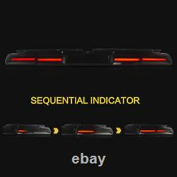 LED Sequential Signal Lamp Taillight Assembly for 2008-2014 Dodge Challenger