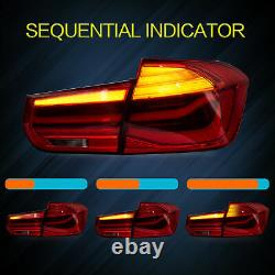 LED Sequential Signal Taillight For BMW 3 Series F30 320i 335i 328i M3 20132018