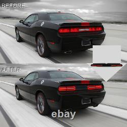 LED Sequential Taillight Replacement Left + Right for 2008-2014 Dodge Challenger