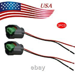 OE H11 H8 Female Adapters Wiring Harness Sockets with 4 Wire For Headlight Fog