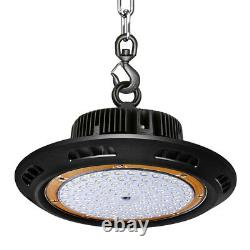 UFO LED High Bay Light 50With100With150With200W Commercial Warehouse Industrial Lamp