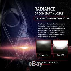 30pair Led Headlihgts Lowithhigh Faisceau Fog Ampoules Cree 6000k Lampe Blanche