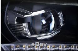 Led Phares Withsequential Tournez Sig. Une Paire H7 Ampoules Led Pour 08-12 Honda