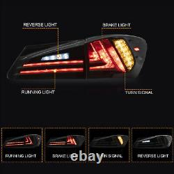 Phare Taillight Bumper Corner Lamp Pour 2006-2013 Lexus Is250 Is350 Is F Mode