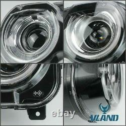 Phares Led Avec Drl Pour 15-20 Challenger Direct Replacement Left/driver Side